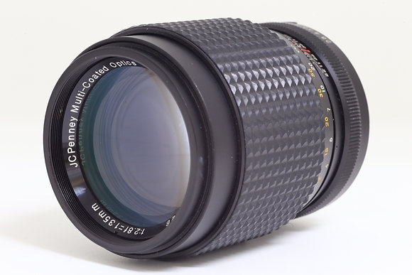 JCPenney 135mm F2.8   ID 2b0731775