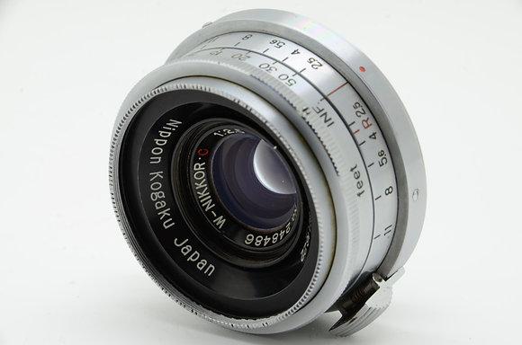 NIKON  35mm F2.5 ID 2b0740428