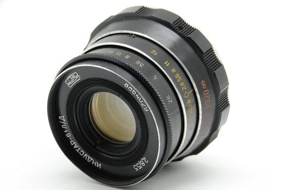 インダスター61 55mm F2.8 ID 2b0740129