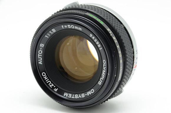 OLYMPUS ズイコー 50mm F1.8   ID 2b0734829