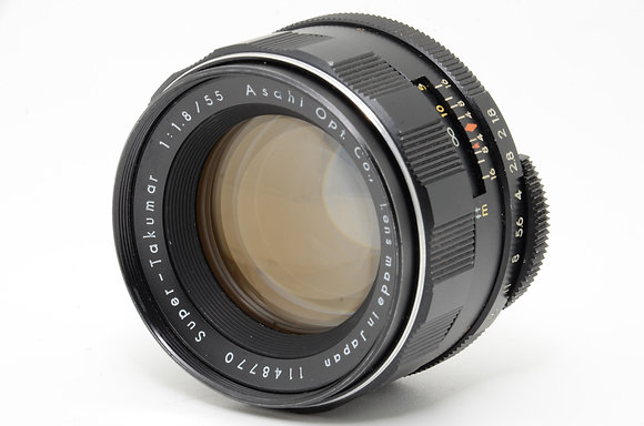 PENTAX Sタクマー 55mm F1.8   ID 2b0731736