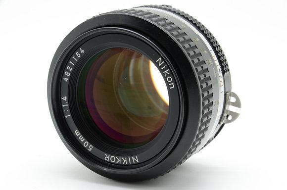NIKON Ai50mm F1.4 ID 2b0738662