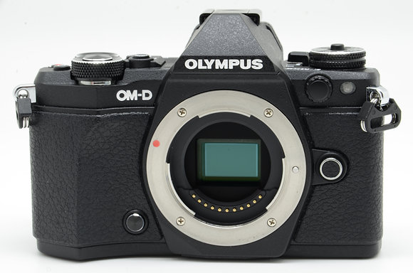 OLYMPUS E-M5 MARKII ブラック BODY ID 2b0739741