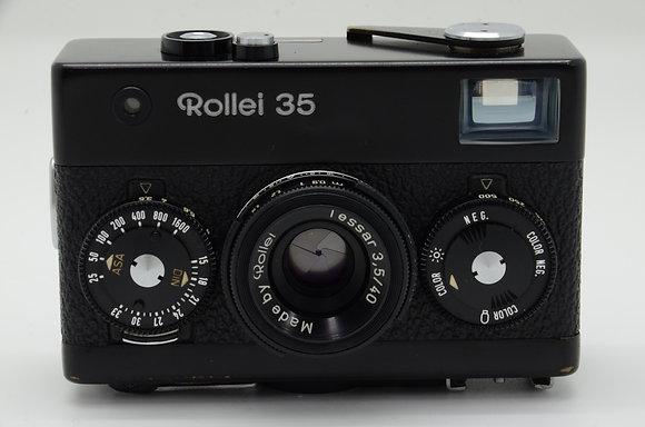 ROLLEI ローライ35 シンガポール ID 2b0741892