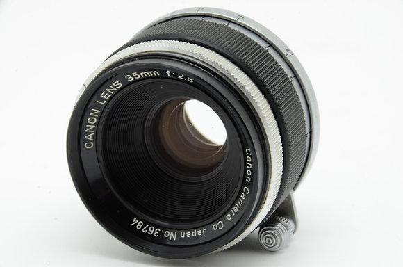 CANON 35mm F2.8   ID 2b0738933