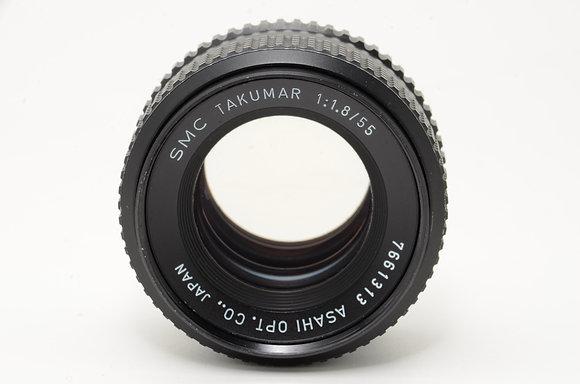 PENTAX SMCタクマー 55mm F1.8   ID 2b0738007