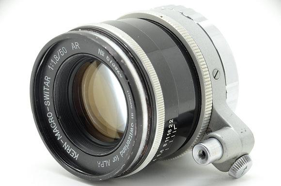 KERN  MACRO-SWITAR 50mm F1.8 AR ID 2b0744057