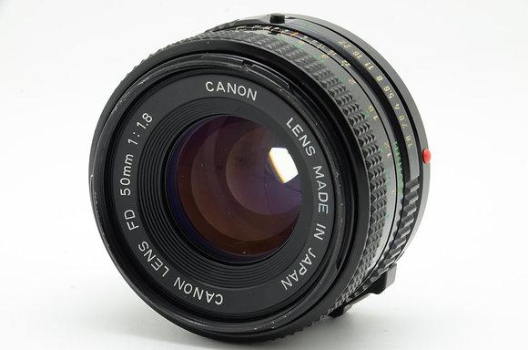 CANON NFD50mm F1.8 ID 2b0739557