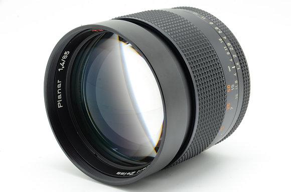 CONTAX プラナーT 85mm F1.4 AEG ID 2b0739020