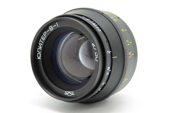 ジュピター8 50mm F2 ID 2b0739182