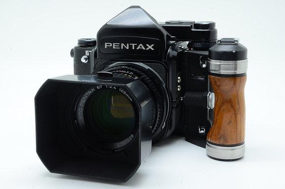 PENTAX  67 TTL SMCペンタ105mm F2.4 ID 2b0735754