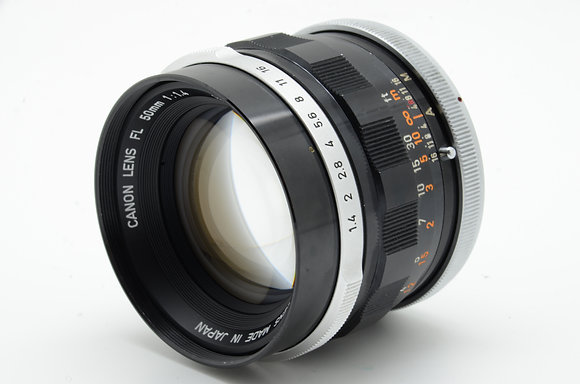 CANON  FL 50mm F1.4 ID 2b0740918