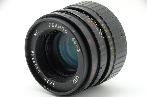 MMZ  HELIOS-44-3 58mm F2 ID 2b0743935