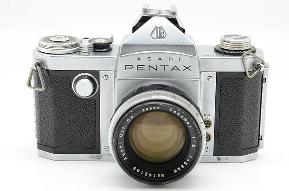 PENTAX AP タクマー58mm F2 ID 2b00686634