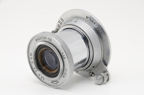 インダスター 50mm F3.5   ID 2b0736779