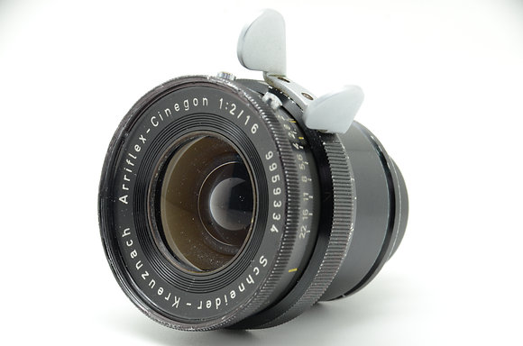 ARRIFLEX  Cinegon 16mm F2 ID 2b0744058