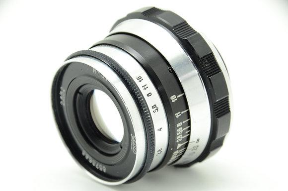 FED  INDUSTAR-61 52mm F2.8 ID 2b0741941