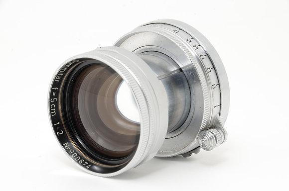 LEICA ズミター 50mm F2   ID 2b0734594