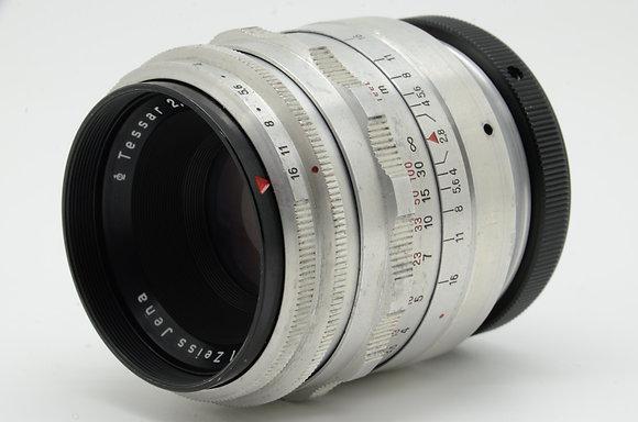 ZEISS テッサー 80mm F2.8   ID 2b0738712