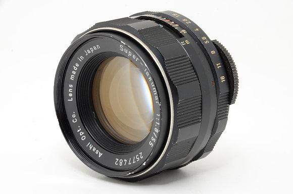 PENTAX Sタクマー 55mm F1.8   ID 2b0720829
