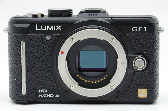 PANASONIC LUMIX DMC-GF1 BODY エスプリブラック ID 2b0739474
