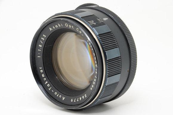 PENTAX オートタクマー 55mm F1.8   ID 2b0736641