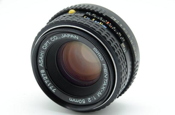 PENTAX SMCペンタM 50mm F2   ID 2b0731733