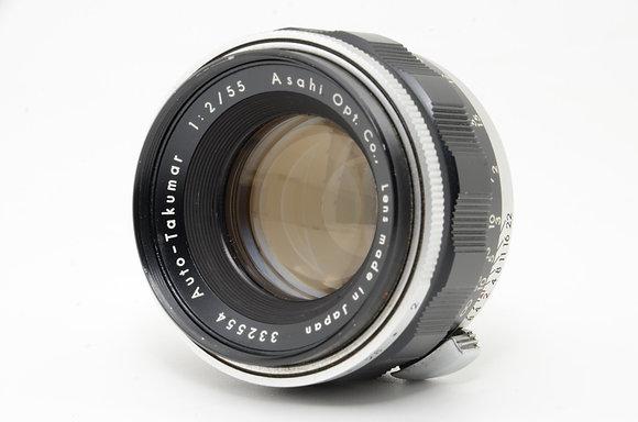 PENTAX オートタクマー 55mm F2   ID 2b0730967