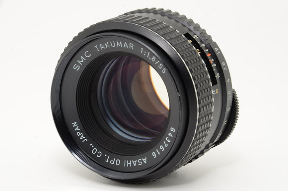 PENTAX SMCタクマー 55mm F1.8   ID 2b0736640