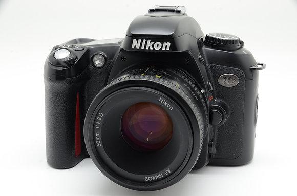 NIKON  U2 AF50/1.8D ID 2b0744211
