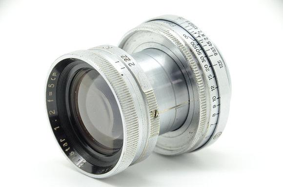 FUJIFILM  Cristar 50mm F2 ID 2b0744055
