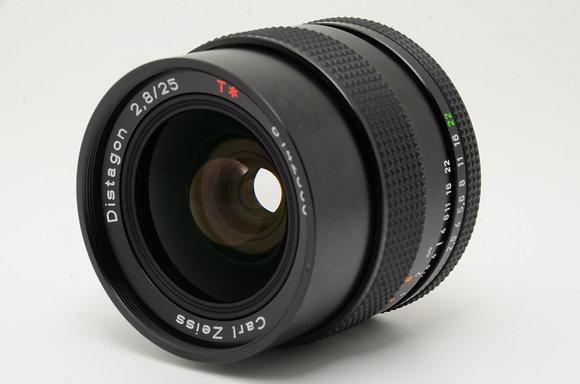 CONTAX ディスタゴンT 25mm F2.8 MMJ   ID 2b0735743