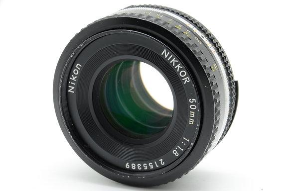 NIKON Ai50mm F1.8S ID 2b0740079