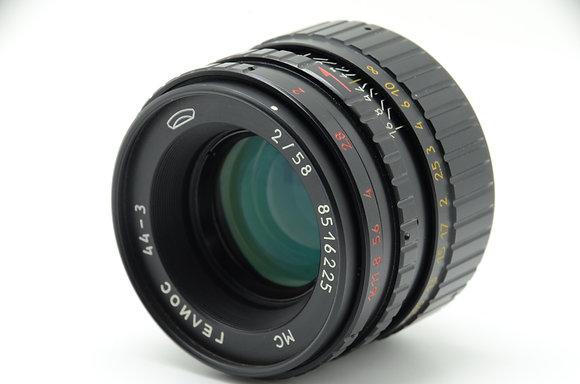 MMZ  HELIOS-44-3 58mm F2 ID 2b0743929