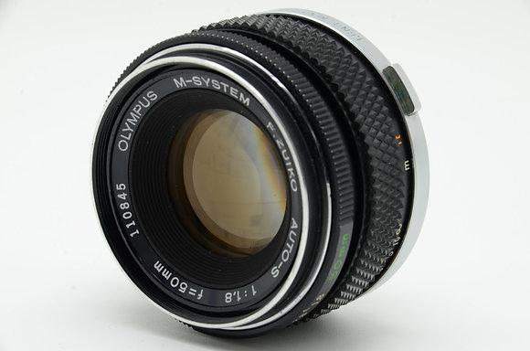 OLYMPUS  ズイコー 50mm F1.8(旧) ID 2b07151772