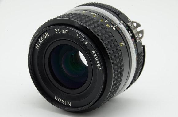 NIKON Ai 35mm F2.8   ID 2b0723013