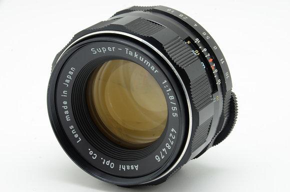 PENTAX Sタクマー 55mm F1.8   ID 2b0739085
