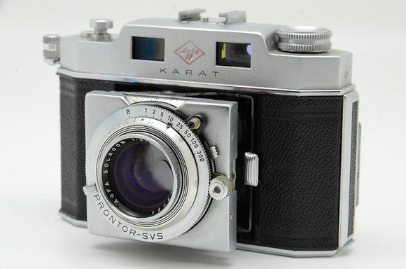 AGFA カラート ゾラゴン50mmF2 ID 2b0740544