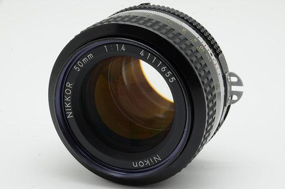NIKON Ai 50mm F1.4   ID 2b0732597