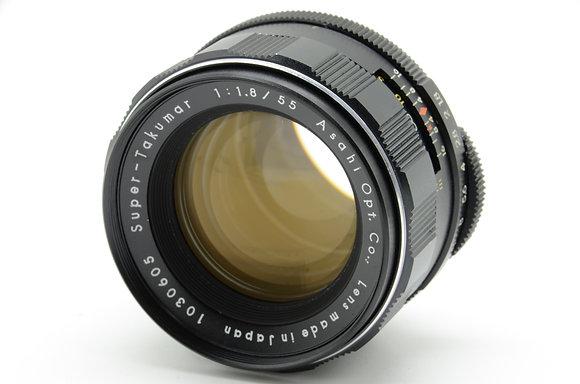 PENTAX Sタクマー 55mm F1.8 ID 2b0740125