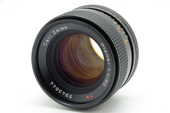 CONTAX プラナーT 50mm F1.4 AEJ ID 2b0739074