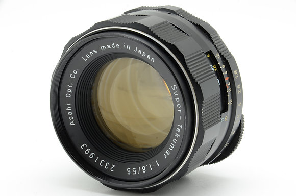 PENTAX Sタクマー 55mm F1.8 ID 2b0740127
