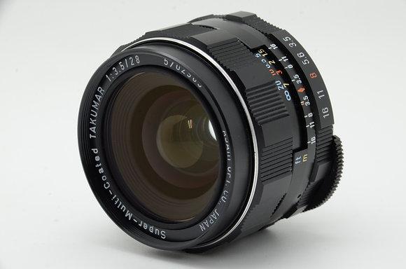 PENTAX SMCタクマー 28mm F3.5 ID 2b0741882