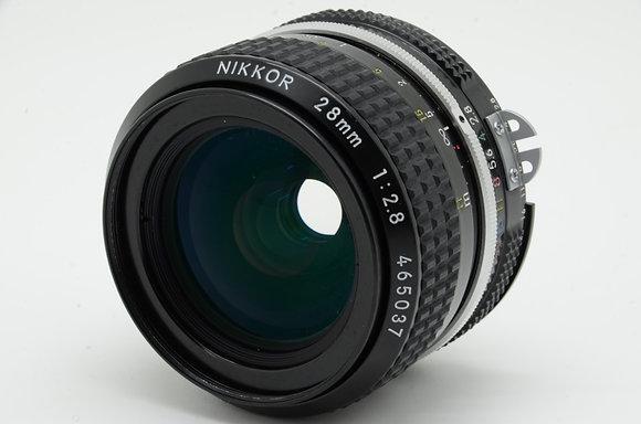 NIKON Ai 28mm F2.8   ID 2b0731744
