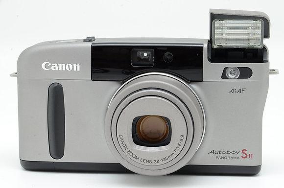 CANON オートボーイSII ID 2b00734735