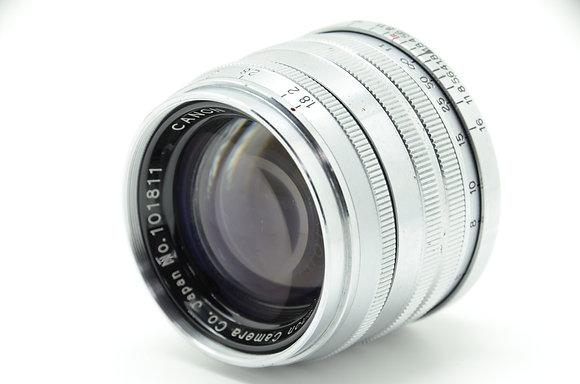 CANON  50mm F1.8 ID 2b0741936