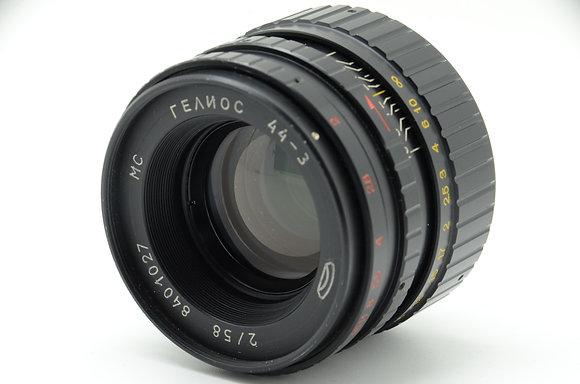 MMZ  HELIOS-44-3 58mm F2 ID 2b0743928