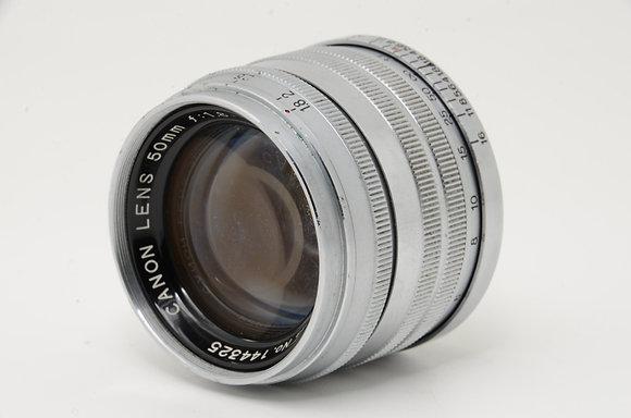 CANON 50mm F1.8   ID 2b0723597