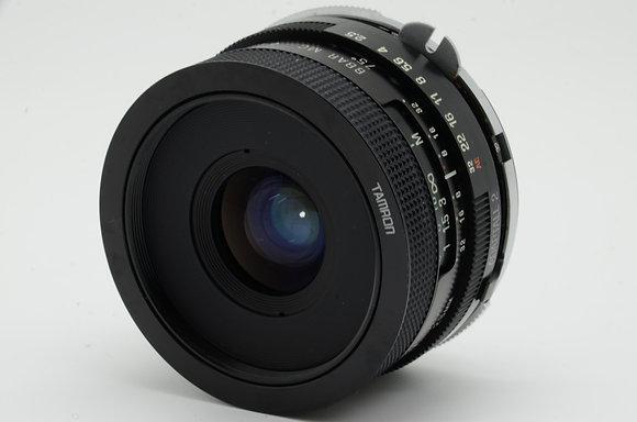 TAMRON 28mm F2.5   ID 2b0737981