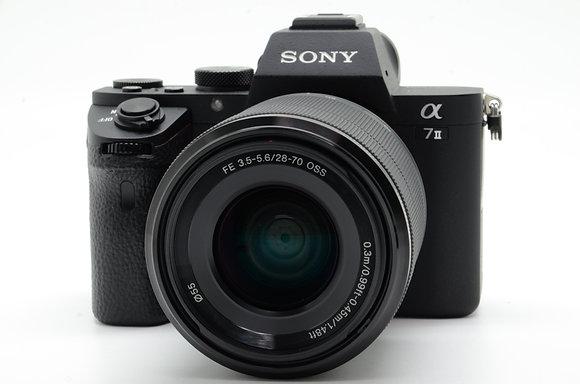 SONY  α7II FE28-70mmOSS  ID 2b0739802